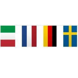 Landen en nationaliteiten