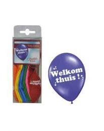 ballonnen om zelf te blazen