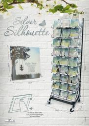 Silver silhouette