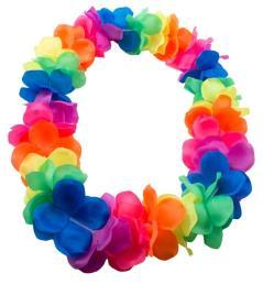 Hawaikrans neon