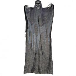 Hanging skeleton grey/black 180cm