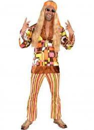 Hippie hemd en broek