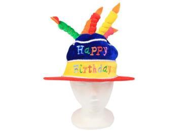hoed verjaardag