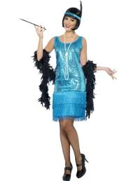 Flirty flapper dress