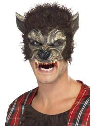 Weerwolf halfmasker