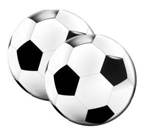 Servetten voetbal 20 st