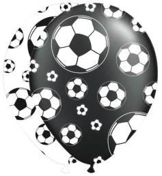 ballonnen voetbal 8 st