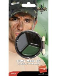 Make up set army