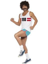 118 male runner