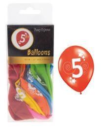 ballonnen 5 jaar 12 st