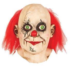 clown gebarsten