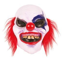 clown blauw