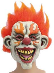 clown oranje