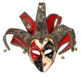 Luxe Venetiaans masker man