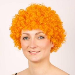Krullenbol oranje
