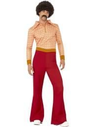 jaren 70 hemd + broek