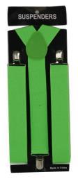 Bretellen groen