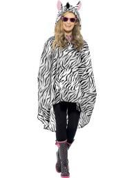 Poncho zebra