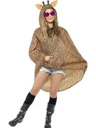 Poncho giraf