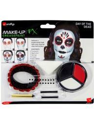 make up set day of death