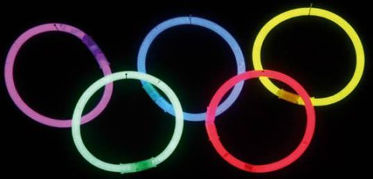 Glow armbanden 15 st