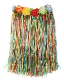Hawairok kleur 50 cm