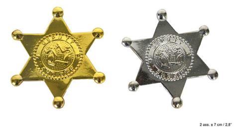 badge sherrif