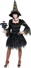 Dark lady (incl hoed)
