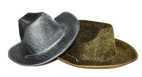 Cowboyhoed zilver