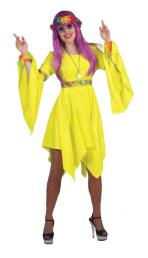 hippie geel