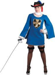 Musketier dame