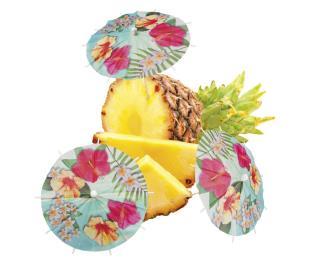 parasol (cocktail/ijsjes) 6 st
