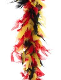 Boa (zwart/geel/rood)
