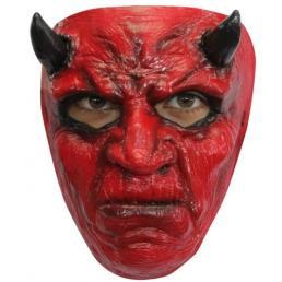 Masker Devil Red