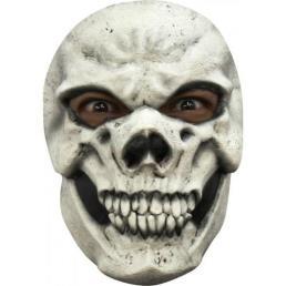 Masker skull white