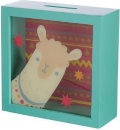 spaarpot box lama