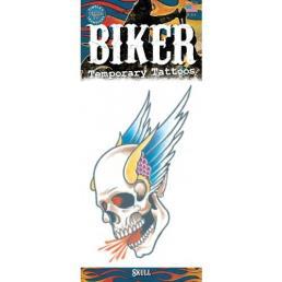 Tattoo biker