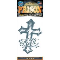 Tattoo Faith cross