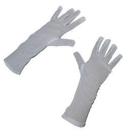 Handschoenen 33cm wit