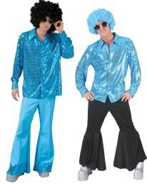 Disco glitter hemd