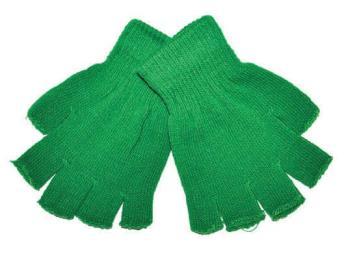 Handschoenen groen
