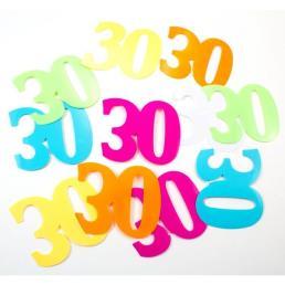 Tafelconfetti xl 30