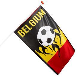 Vlag België voetbal