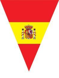 vlaggenlijn Spanje