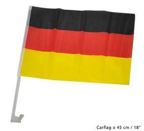 Autovlag Duitsland