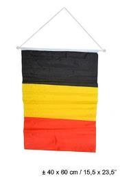 Hang vlag 40x60 Begië