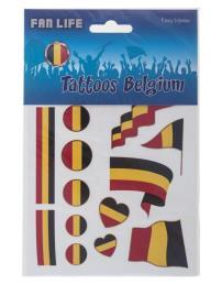 tattoo's belgium