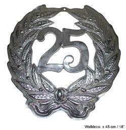 Wanddeco 25
