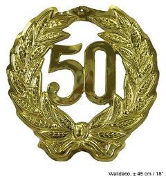 Wanddeco 50