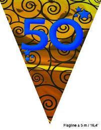 Vlaggenlijn 50j